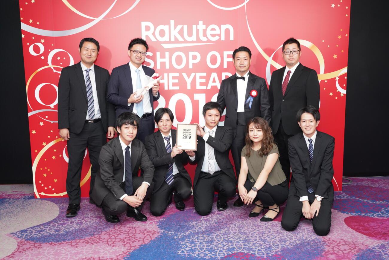 ショップ・オブ・ザ・イヤー2019「肉・野菜・フルーツ ジャンル賞」を受賞(5年連続)